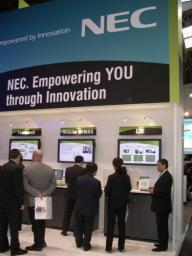 NEC to headline the Packet Microwave Forum in London