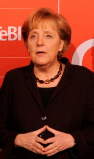 "Germany's Chancellor Merkel on CeBIT: Economies, administrations and societies changing ""bit for bit"""